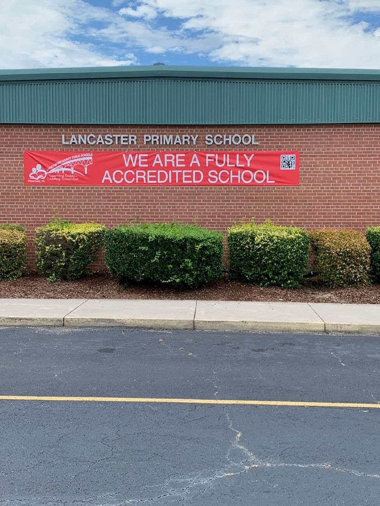LCPS is happy to announce that our primary school is FULLY accredited! We are so proud of the hard work and dedication from our students, faculty, and staff! It truly takes a village and we couldn't have done this without the help and support from our LCPS parents and community!